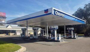 Chevron Rebranding