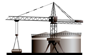 Oil-terminals