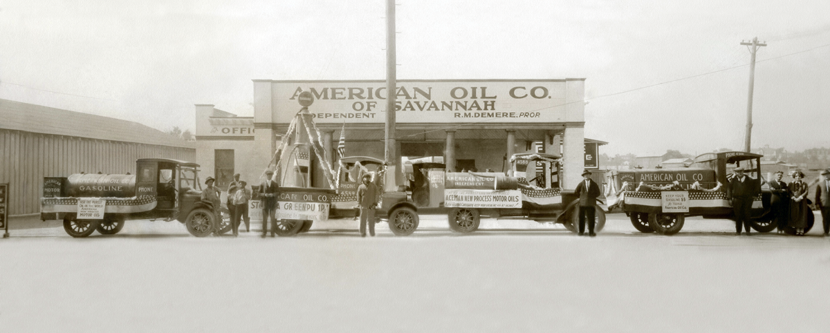 Colonial Oil Historic